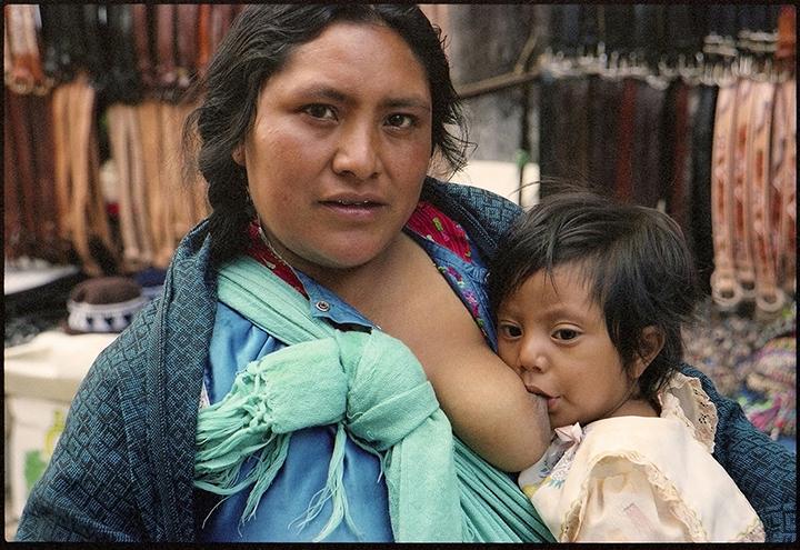 10  Scene in San Cristobal, Chiapas Mexico