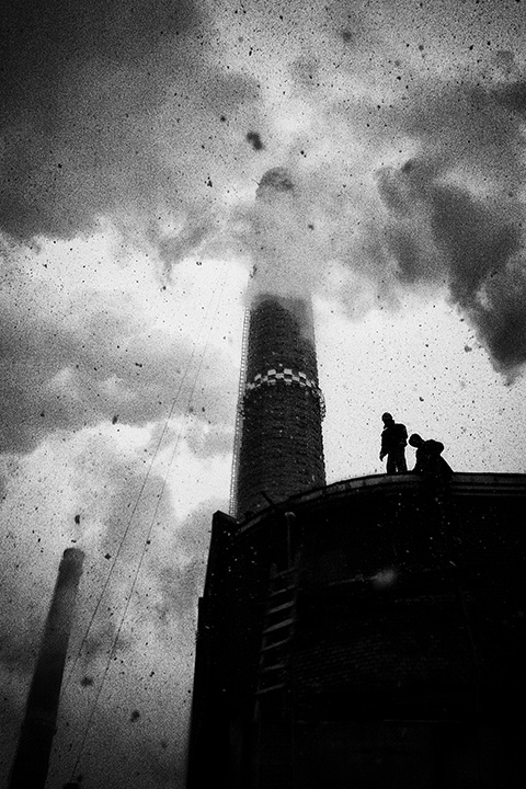 Photo: Bogdan Bousca [Romania]: The gritty reality of the industrial revolution